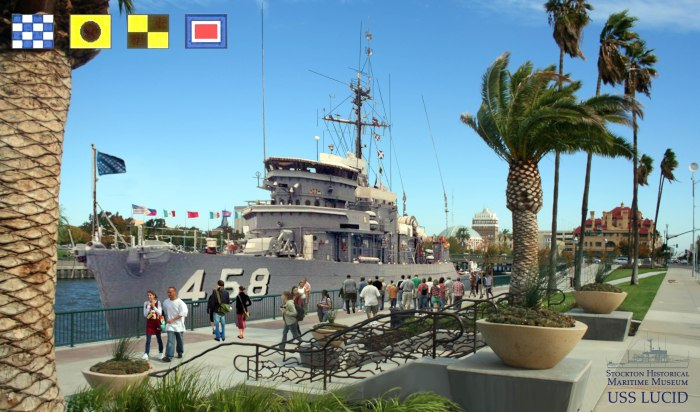 USS Lucid Concept Photo for Downtown Stockton